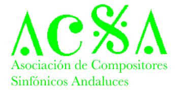 Asociación de Compositores Sinfónicos Andaluces